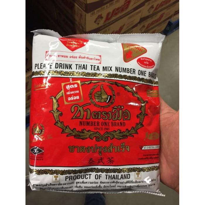 泰國手標紅茶沖泡奶茶400 克綠奶茶泰式綠奶茶200G 袋裝