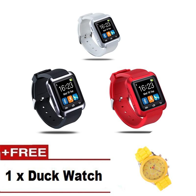 U8 watch 藍牙觸摸屏智能手錶