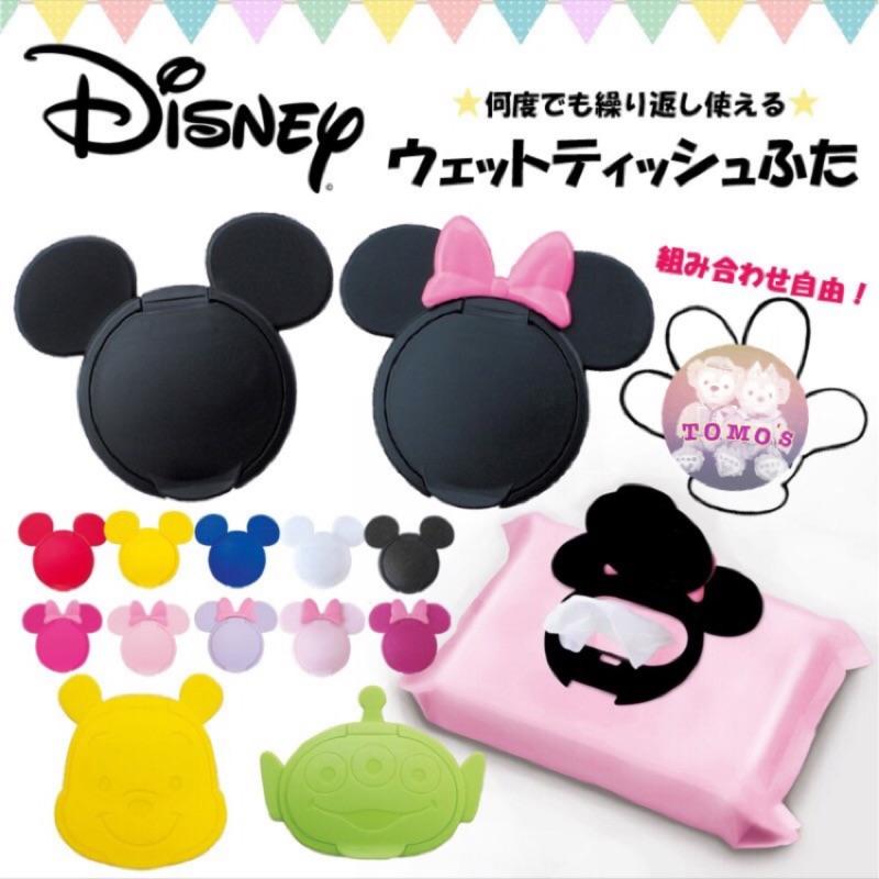 阿卡醬濕紙巾蓋可重複 Disney 迪士尼系列Tomo s
