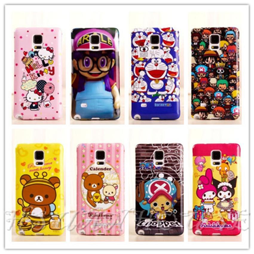 蘋果iphone6 plus5 5 寸凱蒂貓拉拉熊喬巴KT  多啦A夢 阿拉蕾 閃粉手機殼
