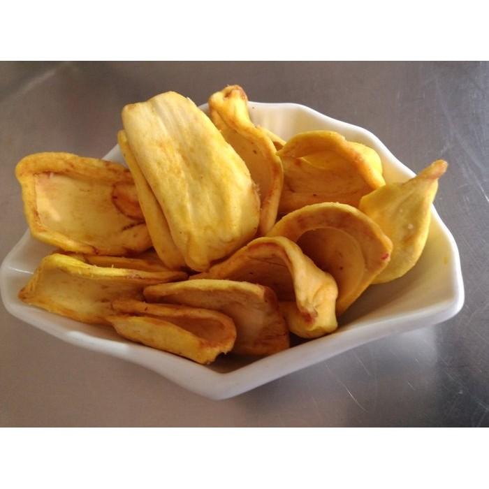好吃零食小舖菠蘿蜜脆片波蘿蜜果乾200g 110 400g 200 量販包1 公斤1000
