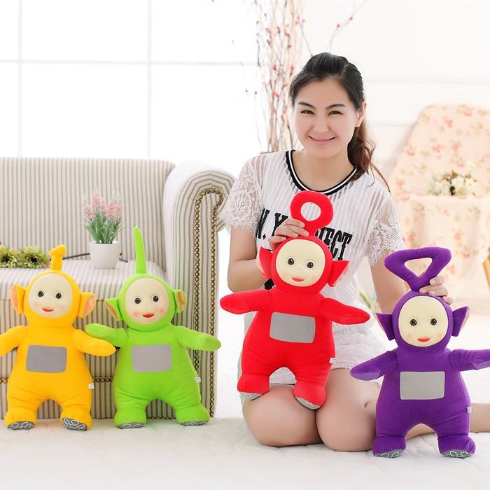 天線寶寶毛絨玩具站姿公仔兒童玩偶送女生