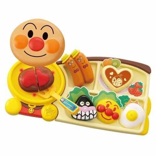 麵包超人料理餐盤玩具組廚房料理玩具707 271