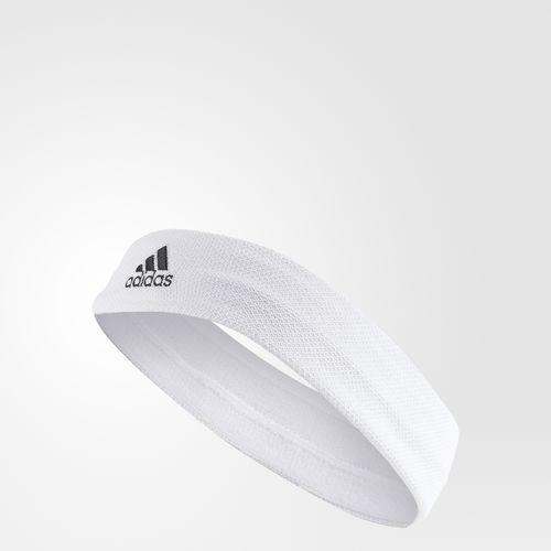 7 25 補貨ADIDAS TENNIS HEADBAND 白色 頭帶S97911