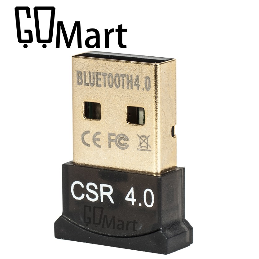 ~GOmart ~CSR 4 0 USB 藍芽接收器Bluetooth 4 0 免驅動程式