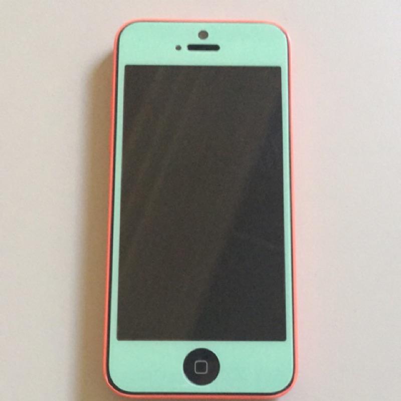 iPhone 5c 16G 女用機