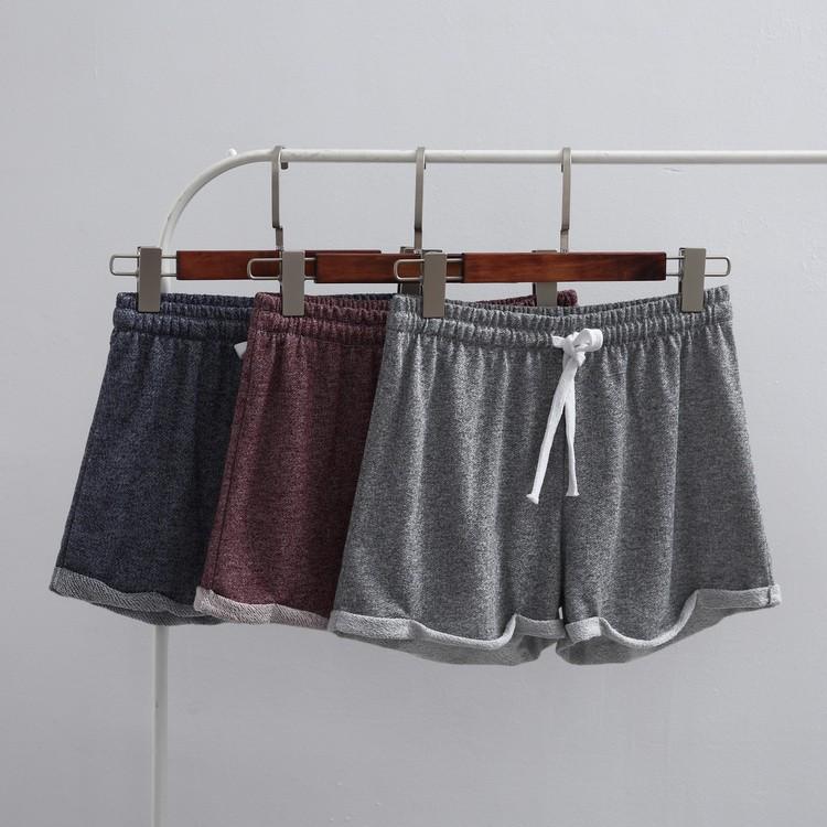 18710 休閒 防走光健身短褲寬鬆透氣吸汗熱褲