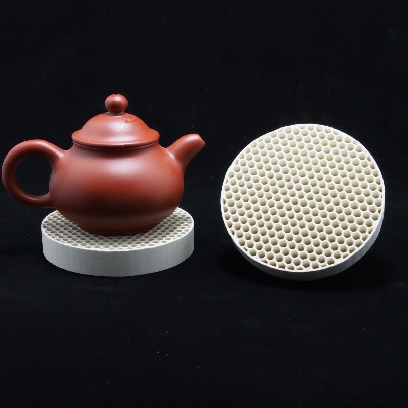 ~就是陶氣~科技陶瓷養壺墊, 排水,養壺行家最愛~直徑9cm 茶具、宜興、茶壺