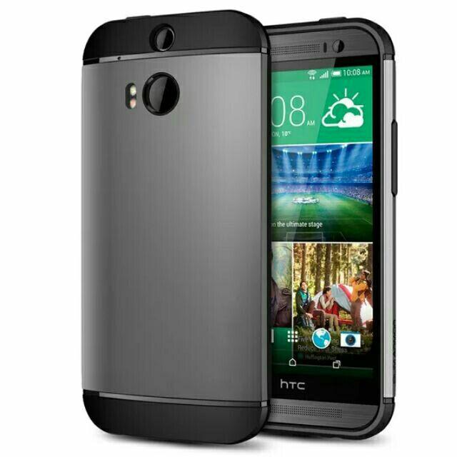 不用等M8 HTC HTC M8 盔甲手機殼SPIGEN 韓國手機保護套堅韌的盔甲 手機殼