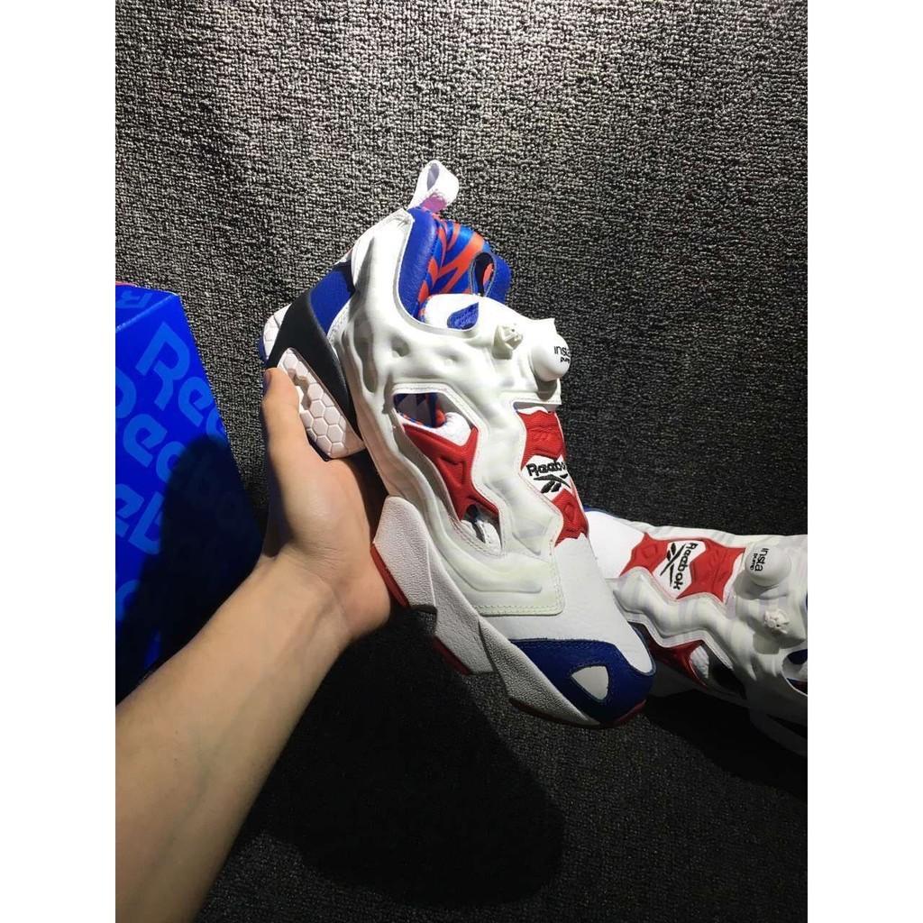 Reebok Atmos x Pump Fury 充氣男鞋跑鞋銳步女鞋跑步鞋 鞋
