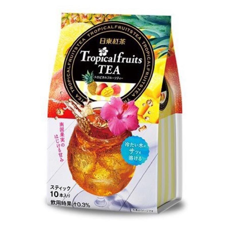 日東熱帶水果茶檸檬紅茶