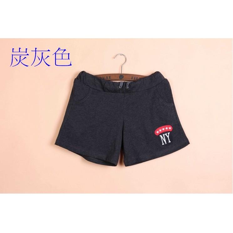 棉質短褲 休閒短褲女生短褲 短褲三分褲透氣吸汗