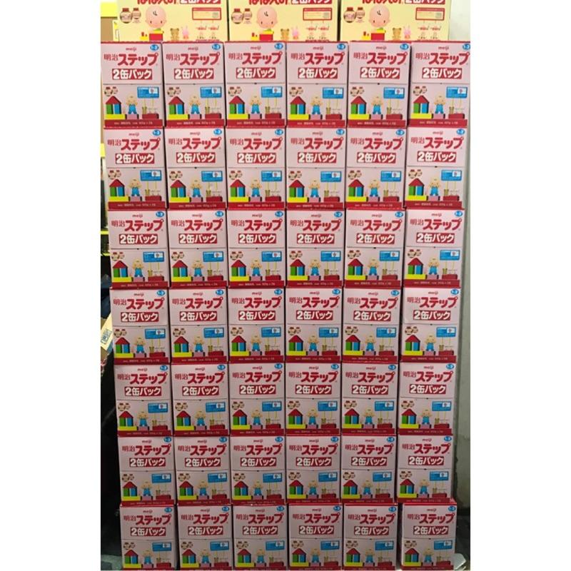 大量 明治奶粉1 ~3 歲820g 境內販售版 Meiji 二階竟內