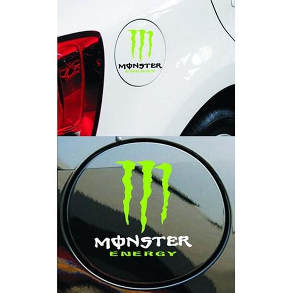 ~SPSP ~鬼爪油箱蓋貼紙MONSTER 汽車貼紙機車貼紙車身貼紙後擋貼紙玻璃貼裝飾貼紙