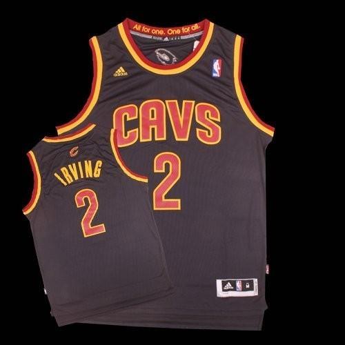 新 Cleveland Cavaliers 騎士隊2 號Kyrie Irving 歐文球衣