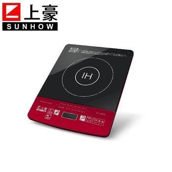 ~金品家電~SUNHOW 上豪1300W 微電腦電磁爐~IH 1666 ~