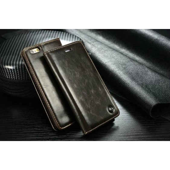 真皮隱形磁釦SONY Z3 Z4 Z5 Z3 NOTE 7 LG V10 插卡皮套側翻左右