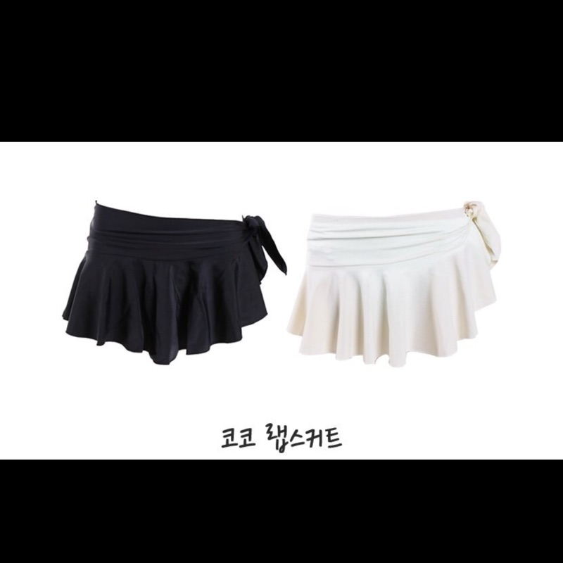☀Chi s shop ☀ Chi Shop 訂製款單買黑白色綁帶裙