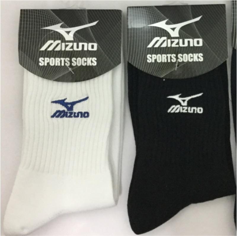 美津濃男款 襪中筒襪長襪透氣排汗小腿襪紳士襪學生襪詹姆士的店