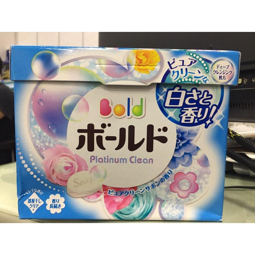 JP Beauty shop  製Bold 花香洗衣粉850g