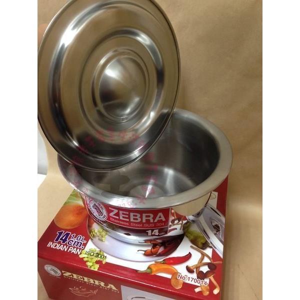 老王 斑馬牌厚型調理鍋湯鍋附蓋 尺寸