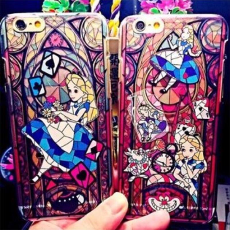 愛麗絲iPhone 手機殼i6plus I 6splus