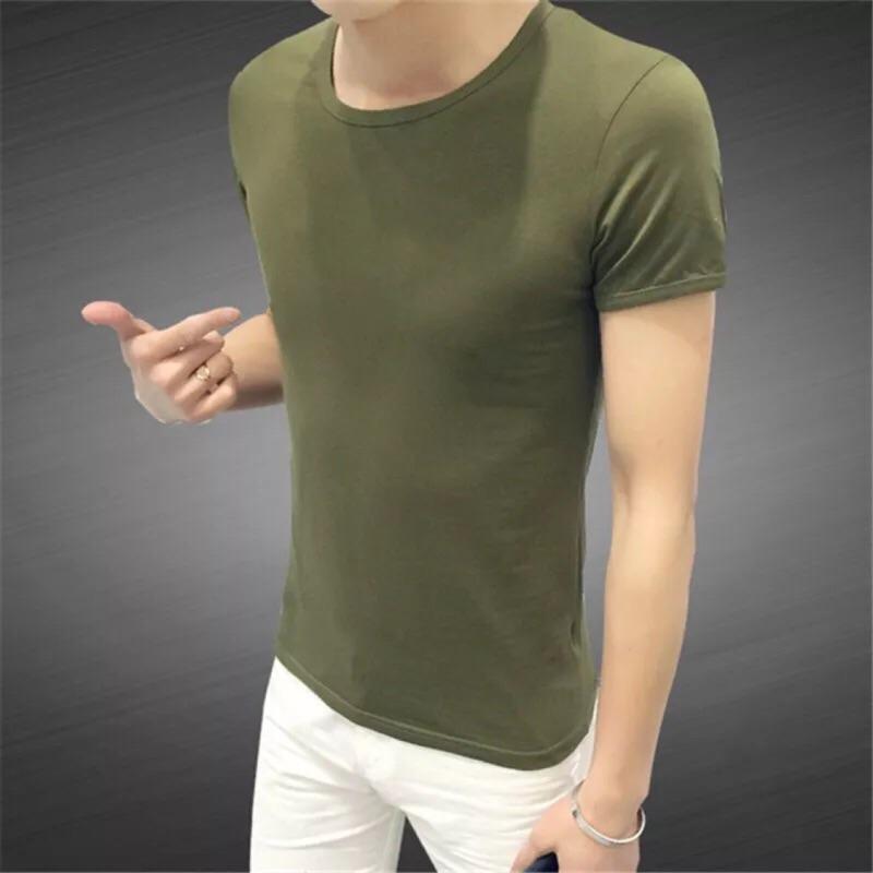 長袖t 恤U 領打底衫 男款修身大碼短袖T 恤 139