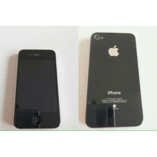 Apple iPhone 4s 16g 黑色 其全9 成新