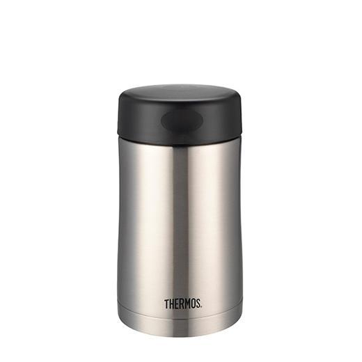 THERMOS 膳魔師不銹鋼真空保溫罐燜燒罐悶燒罐500 mL 不鏽鋼色JCU 500 S
