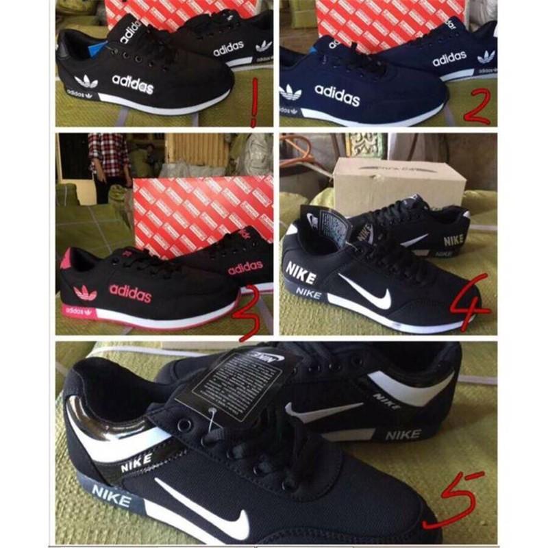 ~Adidas ~跑步鞋~NIKE ~三葉草 情侶鞋愛迪達耐吉 跑鞋超清量跑鞋情侶潮鞋慢跑