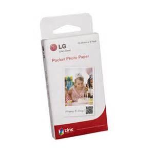 LG Pocket Photo PD251 PD239 相紙PS2203 口袋相印機 相片