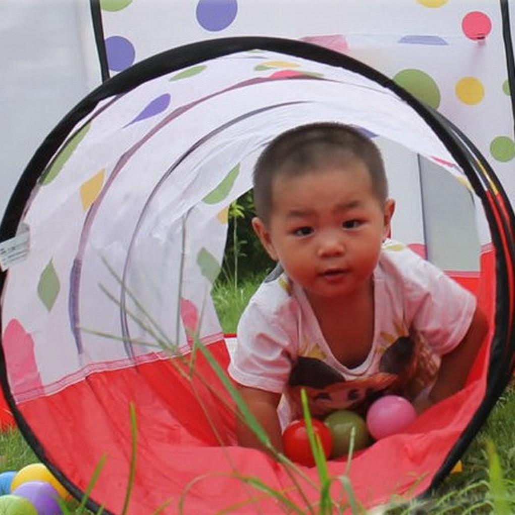 嬰兒玩具玩隧道帳篷兒童發現爬行管