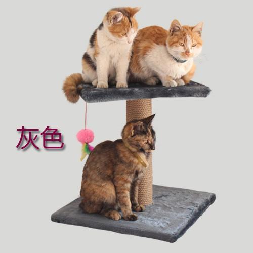 毛寶貝雙層居家貓跳台