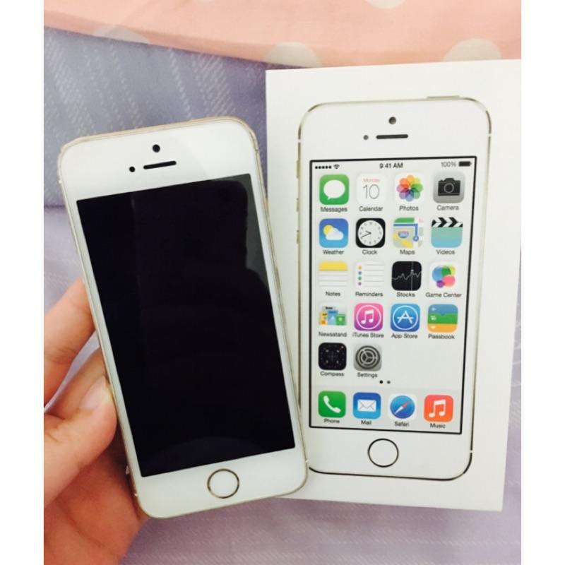 Iphone 5s 金色16G 正常 女用機金