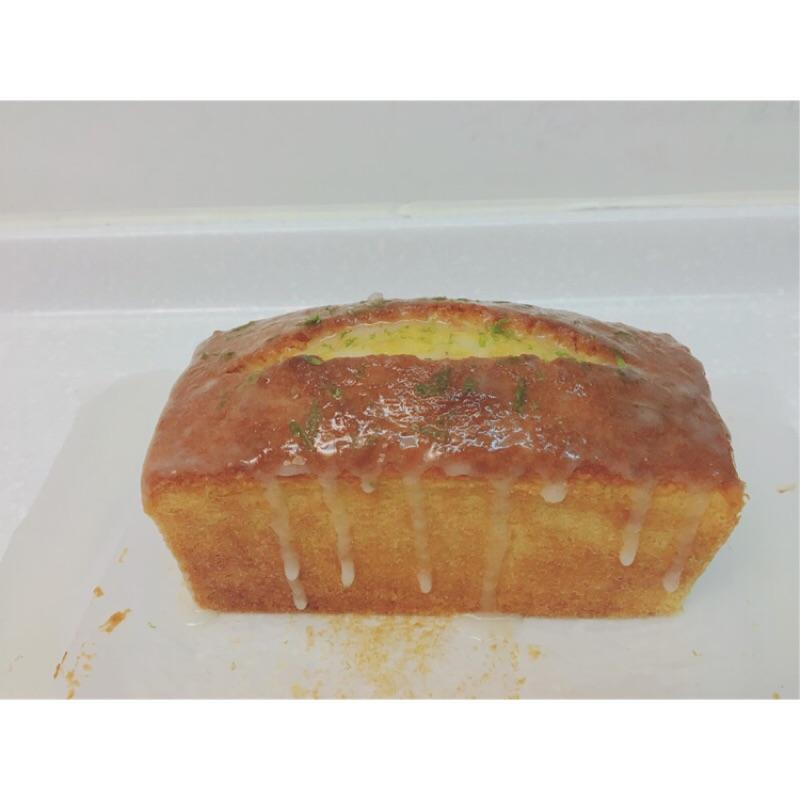 手作糖霜檸檬磅蛋糕附手提盒)