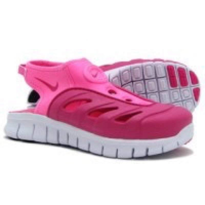 ~ ~Nike 童涼鞋粉色