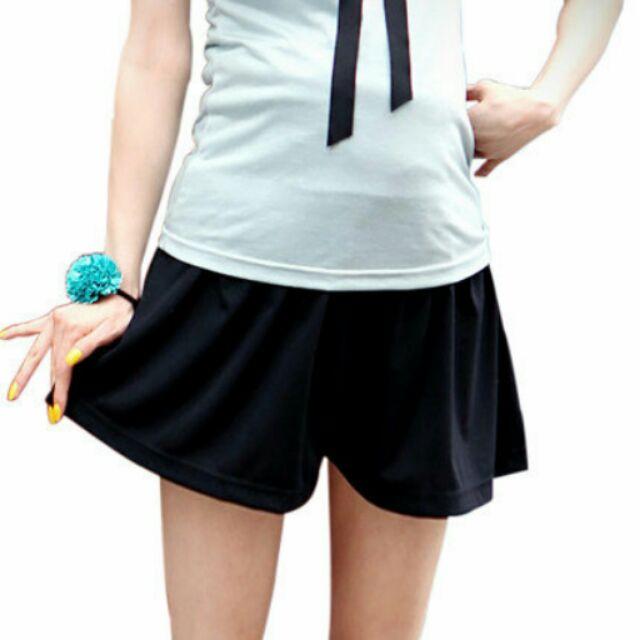 M 號L 號150 孕婦褲深藍色外出褲短褲孕婦裝休閒褲 褲熱褲夏裝
