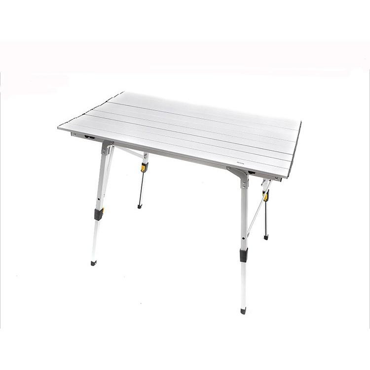 90 53cm 戶外便攜折疊桌鋁桌擺攤桌休閒桌戶外折疊桌野餐桌蛋捲桌鋁合金蛋捲桌