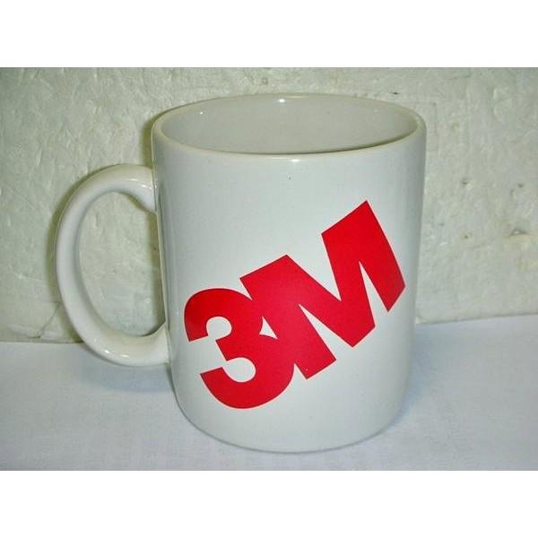 L 皮 企業馬克杯 3M 在台20 週年1989  馬克杯值得擁有寶箱3 P