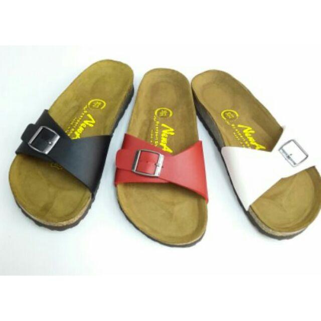 外銷 勃肯鞋休閒拖鞋輕便舒適防滑 (偏大0 5 公分)