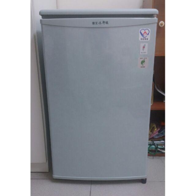 TECO 東元91 公升單門小鮮綠冰箱R1061SC