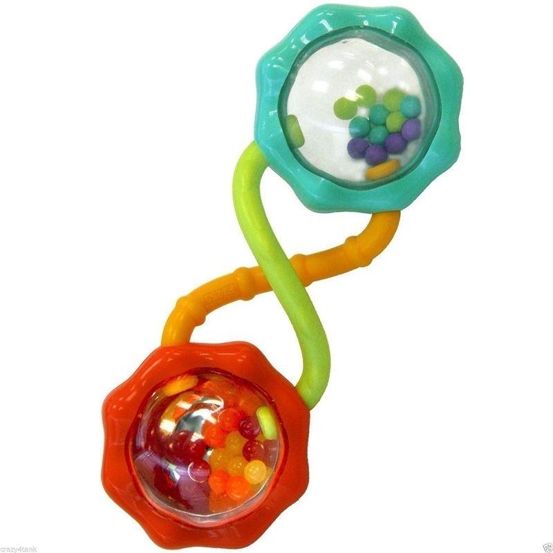 ☑當天寄☑抵蝦幣☑ 貨Kids II BrightStarts 小小槓鈴