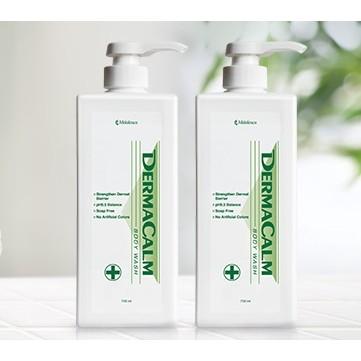 700 ml x2 瓶舒益能保濕修護沐浴乳700ml 日常套組雙瓶組