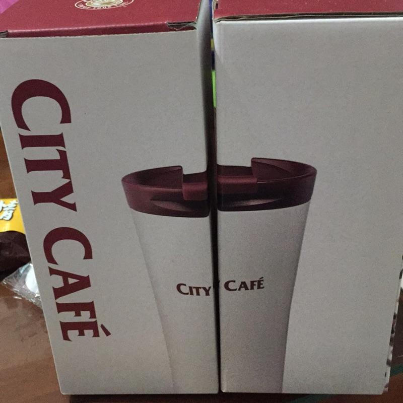 City 咖啡不鏽鋼真空保溫杯暖暖價299