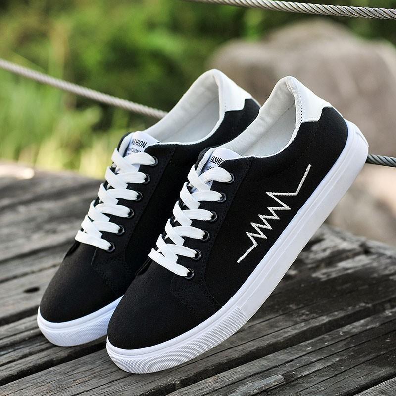 預售衣佳宜时尚坊 男士板鞋 鞋透氣男鞋男生帆布鞋學生 鞋單鞋子潮鞋