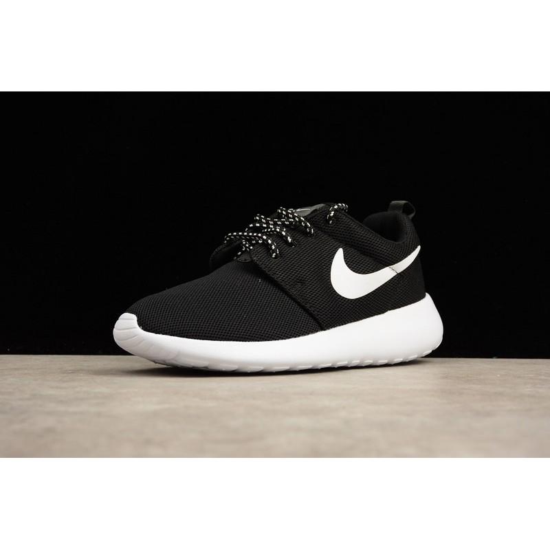 耐克Nike Roshe Run One 倫敦奧運黑白奧利奧細網面跑步鞋男女鞋