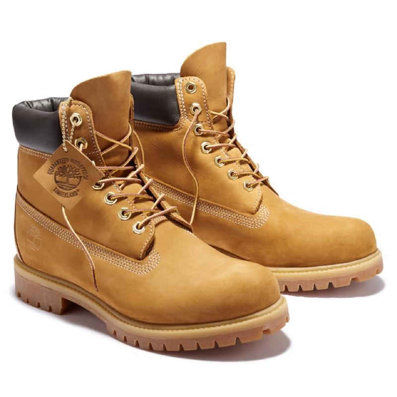 Timberland 經典小麥黃靴 男款 全新正品 💫10061 六吋防水抗震保暖 潮流經典不敗款