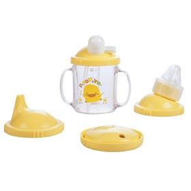 黃色小鴨四合一練習杯組gt83349