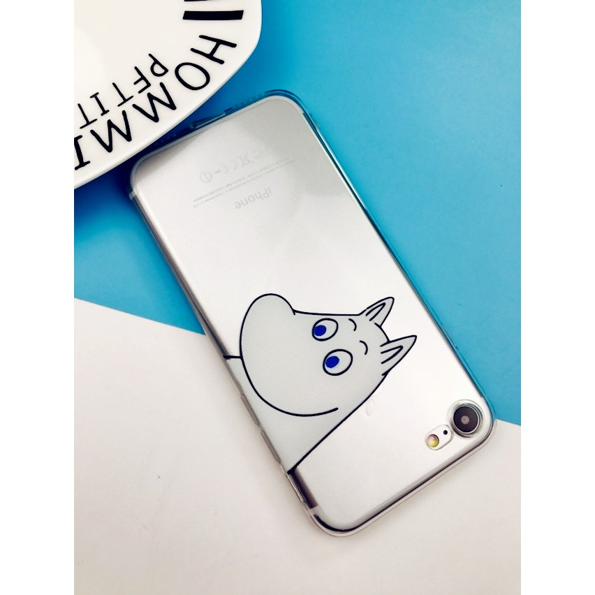 ~SIS ~ MOOMIN 嚕嚕米IPhone7 7P OPPO R9 IPhone5 5