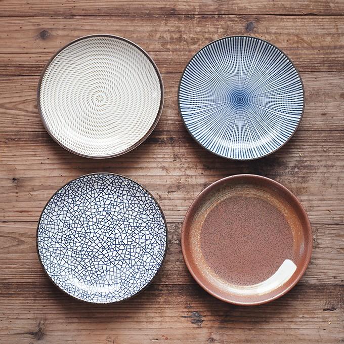 日式和風陶瓷盤調味碟菜盤牛排盤點心盤壽司盤餐盤